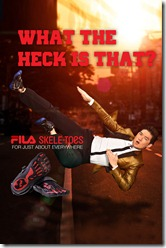 4TIM YAP FOR FILA SKELE-TOES