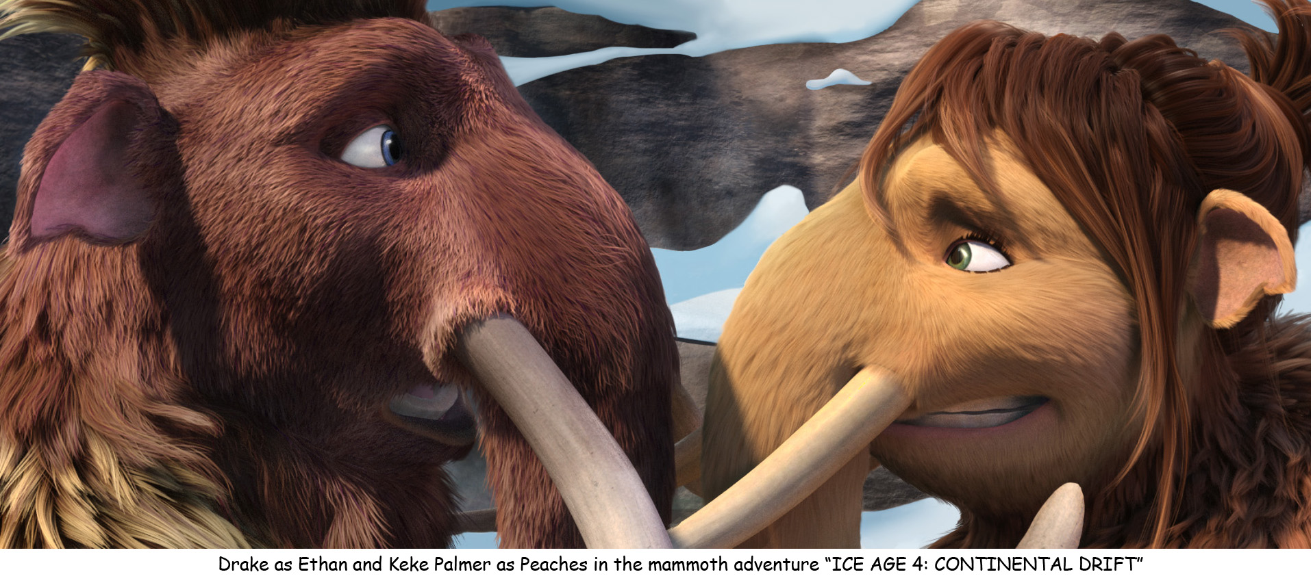 music's 'it' young artists in ice age 4: continental drift