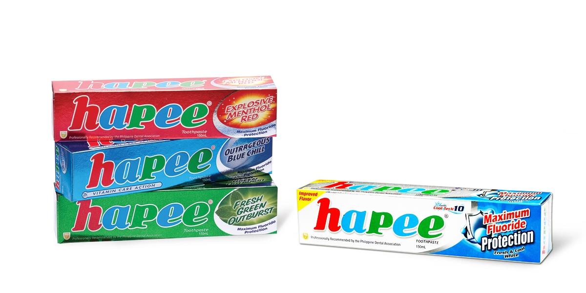 hapee toothpaste marketing strategies