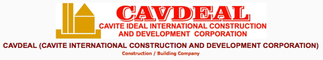 SConstruction experts Cavite Ideal International Construction And Development Corporation (CAVDEAL),