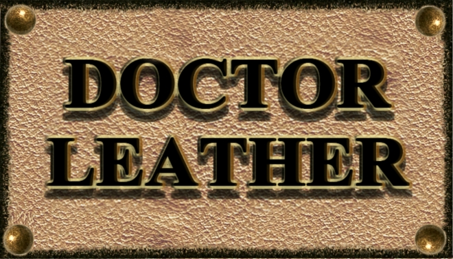 Doctor Leather Logo