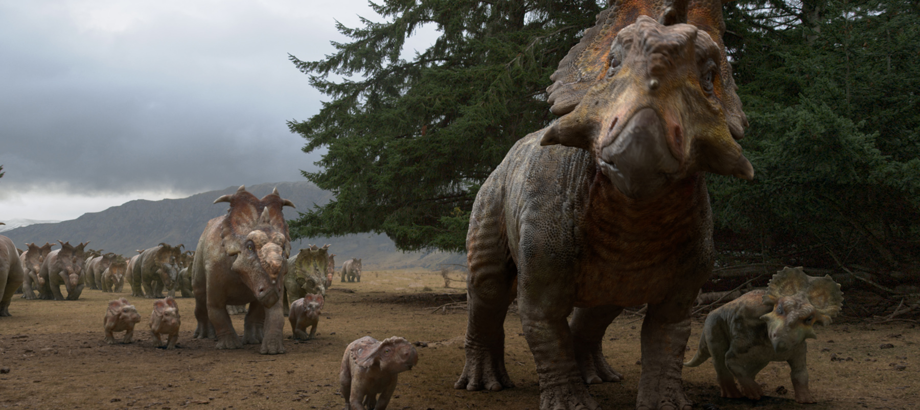 amazing facts from walking with dinosaurs the 3d