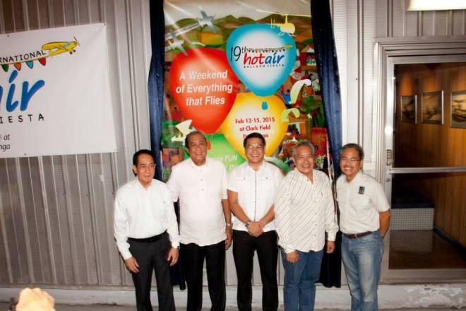 Capt. Joy Roa - Philippine International Hot Air Balloon Fiesta