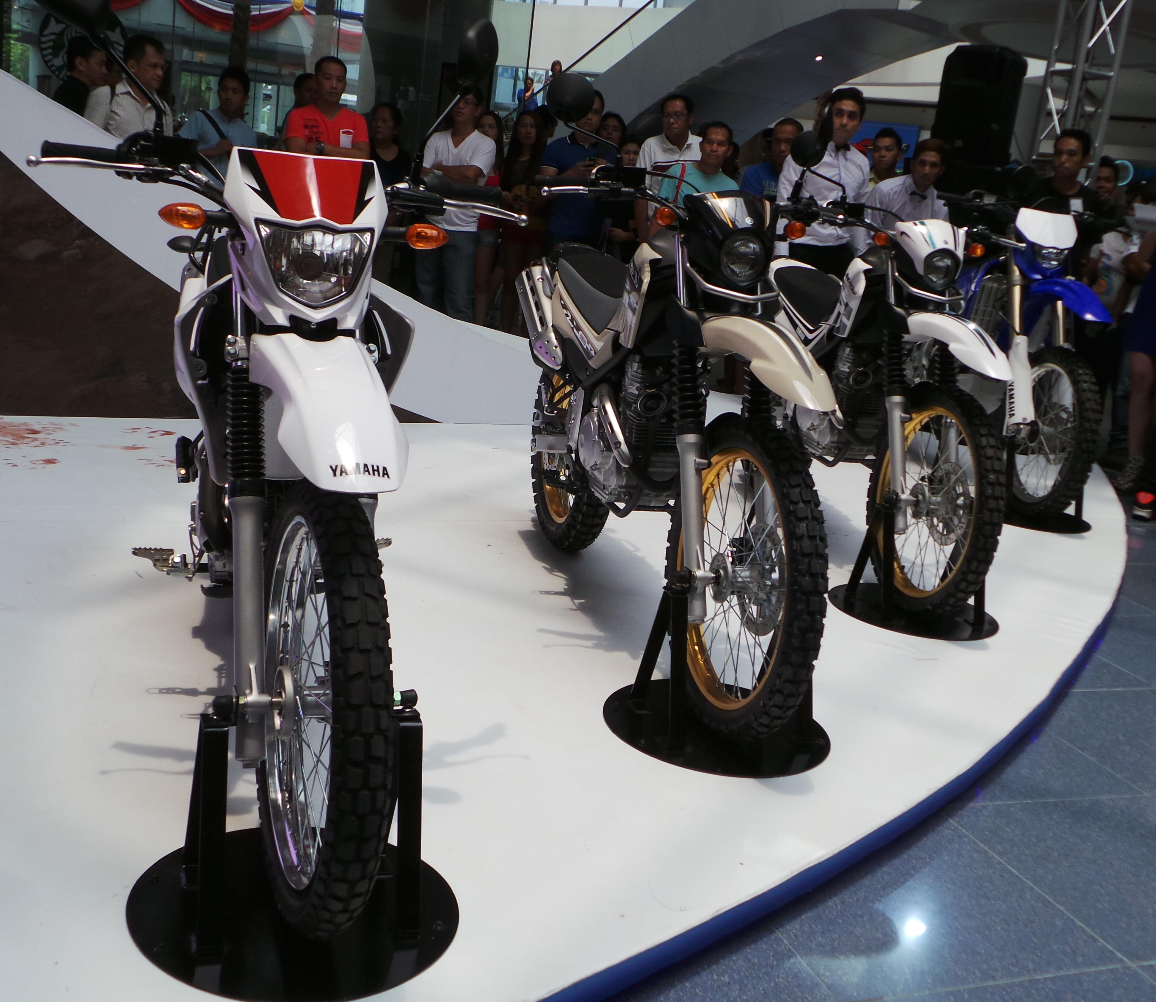 Yamaha international motorshow revs your heart at sm mall