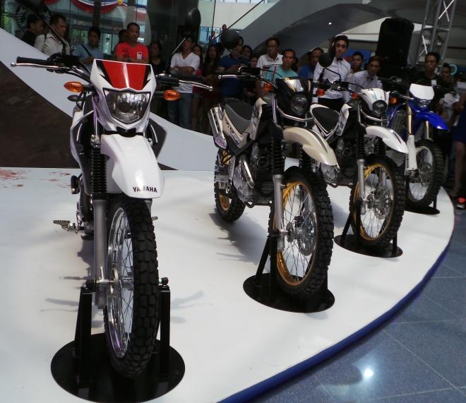 Yamaha -XTZ 125