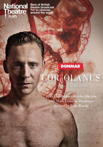 2014 Coriolanus - Poster No Logo