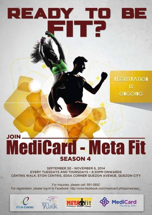 Medicard-Metafit-2014-poster