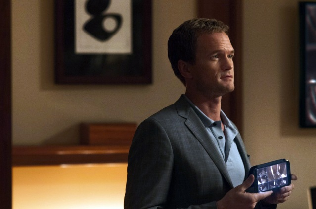 Neil Patrick Harris _as Desi Collings in GONE GIRL