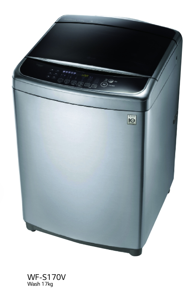 LG Washing Machine photo 2