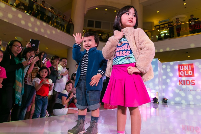 UNIQLO fashion SHow
