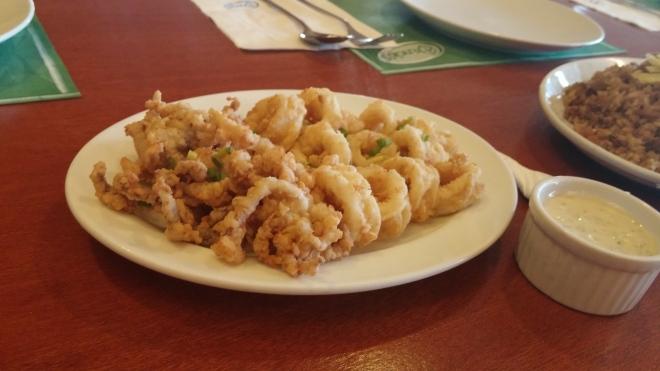 Dencio's - Calamares
