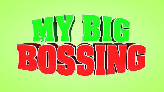 My Big Bossing Logo B 092614