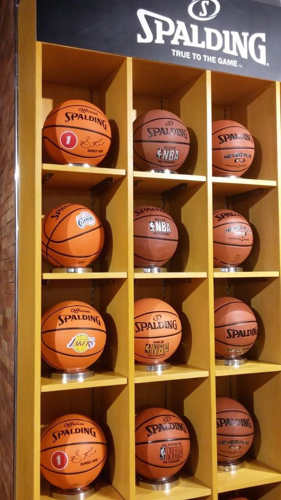 NBA Store - Spalding Balls
