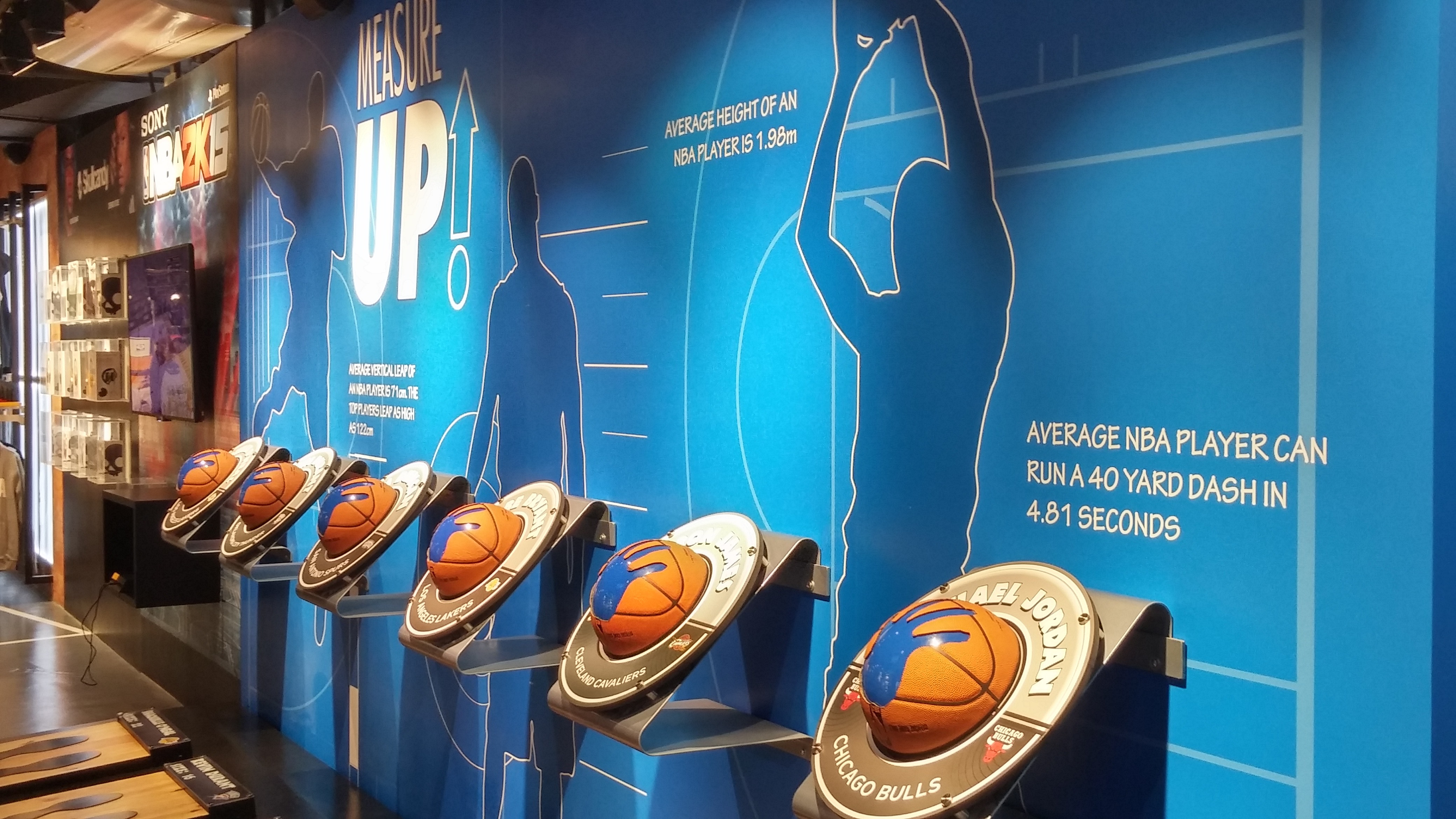 "NBA Store - Superstars handmark on Balls. "" b0995c0f9"