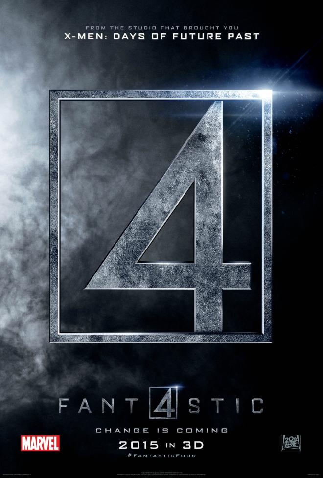 FANTASTIC FOUR teaser poster (1)