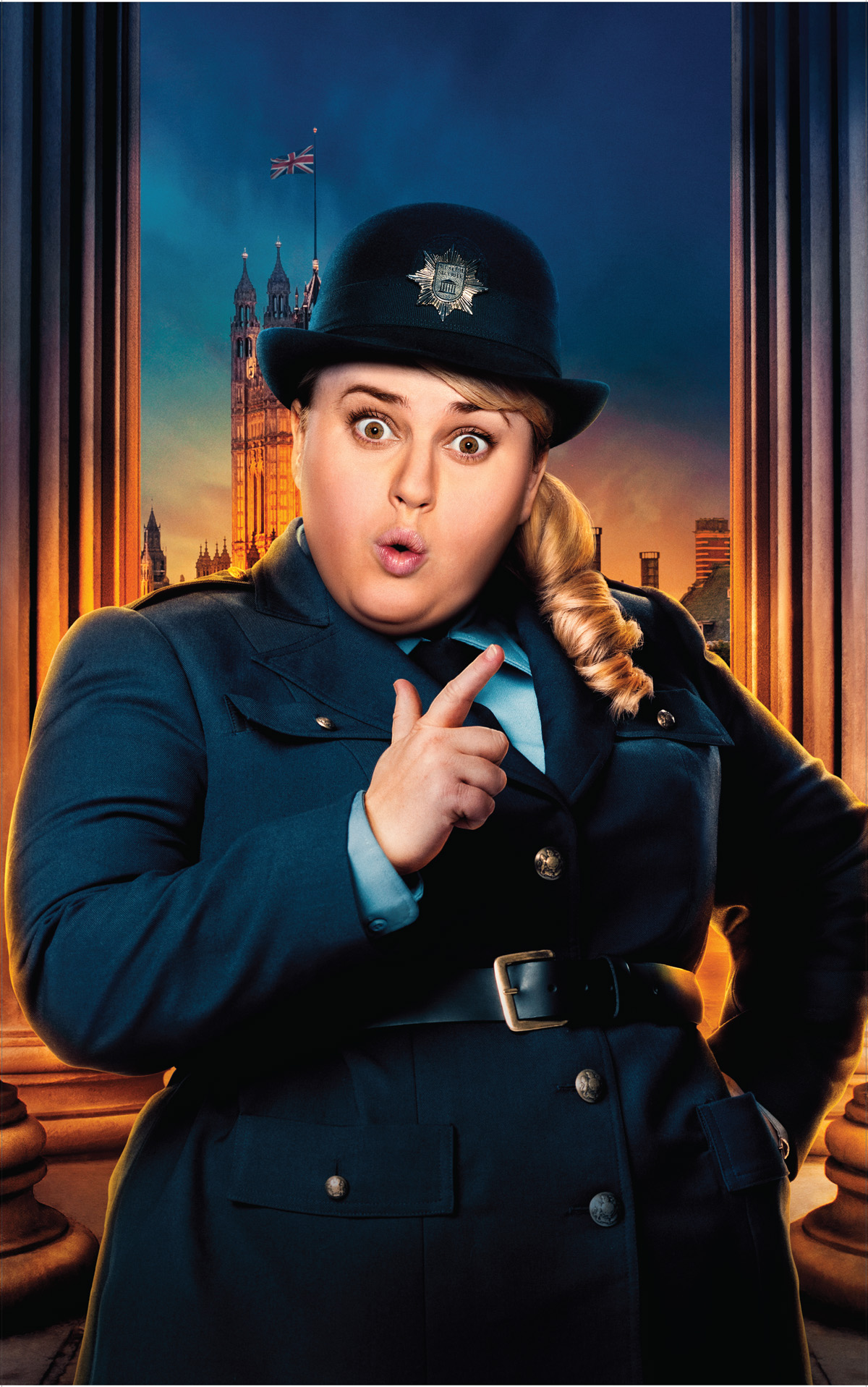 "Rebel Wilson joins Stellar cast in ""NIGHT AT THE MUSEUM ..."