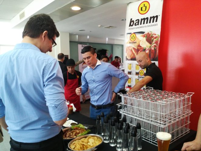 BAMM German Food