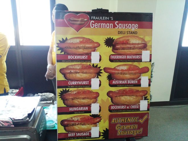 Frauleins German Sausage