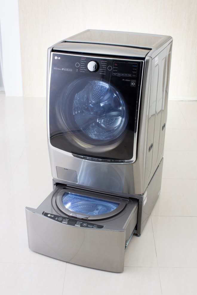 LG Front-Load washer