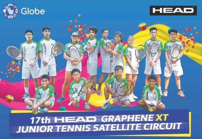 17th Head Graphene XT Junior Tennis Satellite Circuit