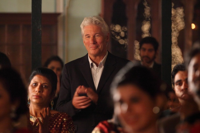 richard gere THE SECOND BEST EXOTIC MARIGOLD HOTEL