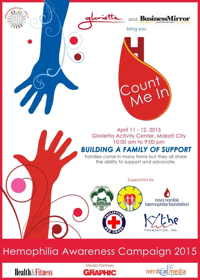 World Hemophilia Day_Poster