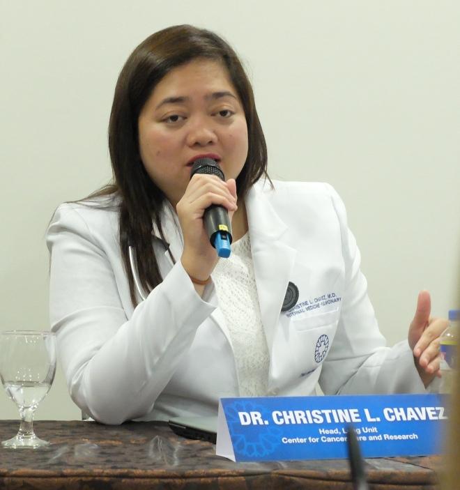 Dr Christine Chavez