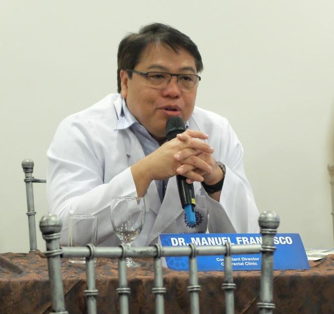 Dr Manuel Francisco