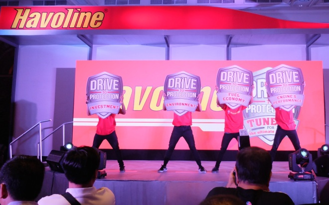 Havoline 4 features