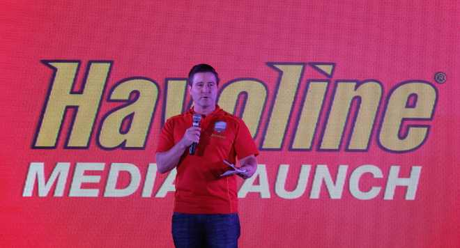 Havoline launch