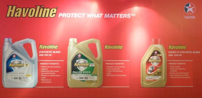 Havoline products