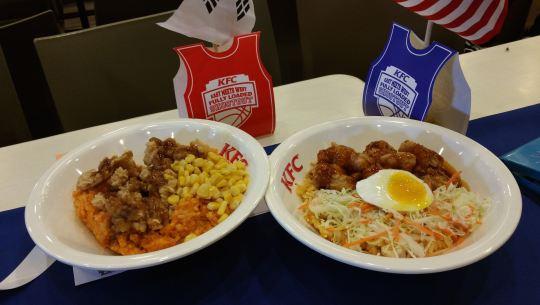 KFC bowl