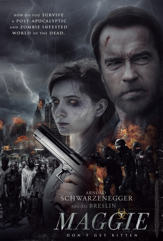 MAGGIE _poster