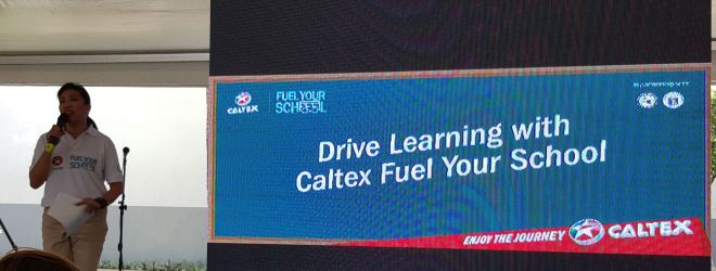 Caltex Fuel your Drive