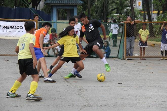 Meralco Qc Football 2