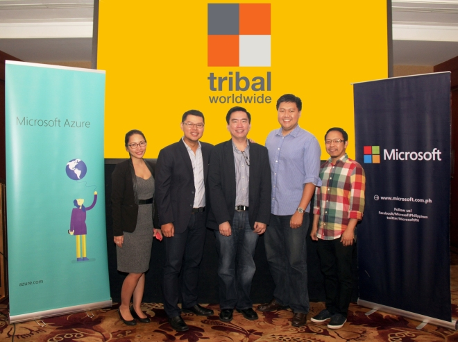[photo] Tribal Worldwide Philippines set to redefine digital advertising using new technology