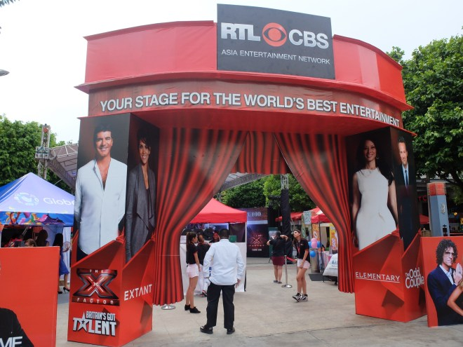 RTL CBS Event