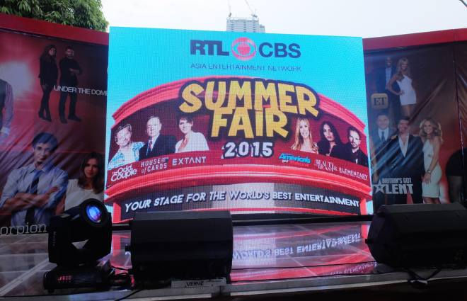 RTL CBS show