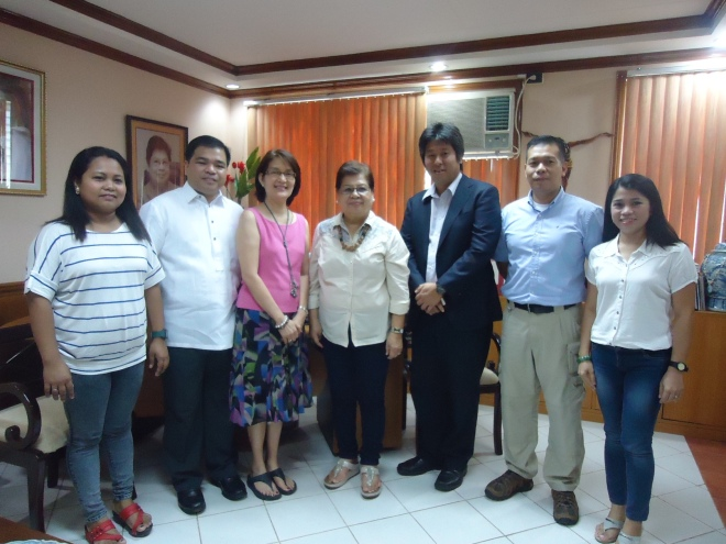 Cebu Corporate Customer MOA Signing