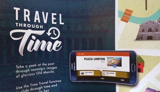 The Plazas of Manila - Travel Through Time