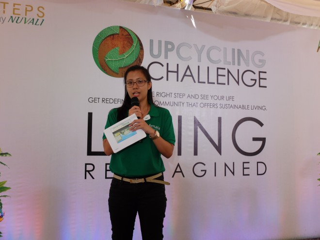Amaia's Upcycling Challenge-Exec