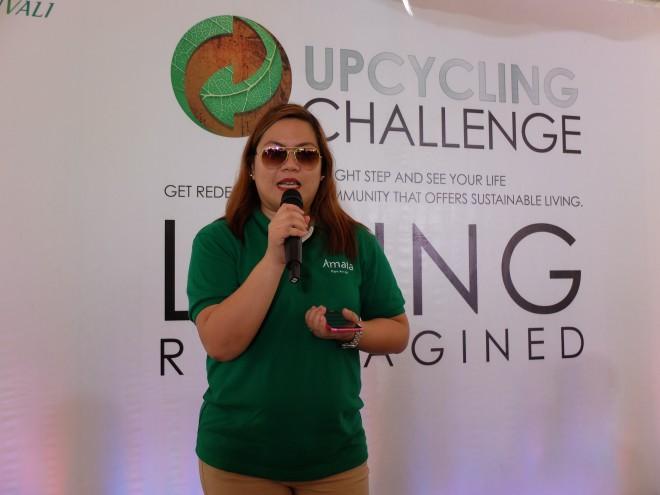 Amaia's Upcycling Challenge-Executive