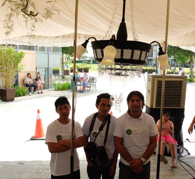 Amaia's Upcycling Challenge-Team Bulahao Design
