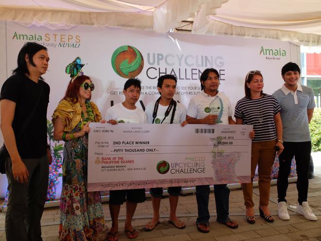 Amaia's Upcycling Challenge-Team Bulahao