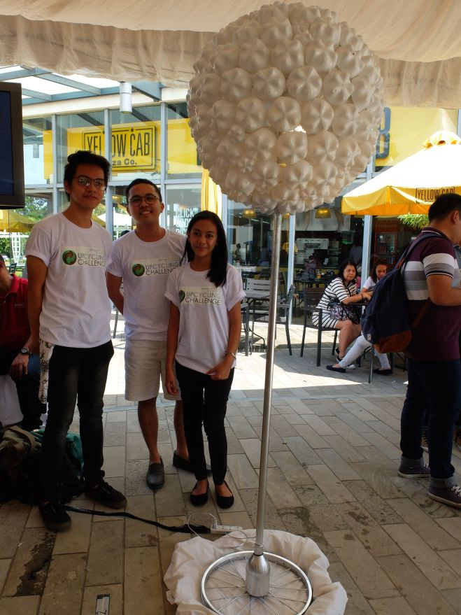Amaia's Upcycling Challenge-Team DJE Design