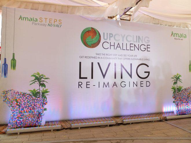 Amaia's Upcycling Challenge