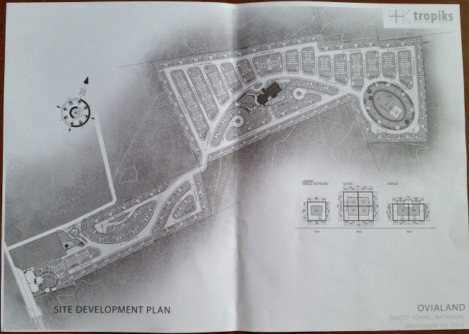 Terrazza de Sto. Tomas-Map