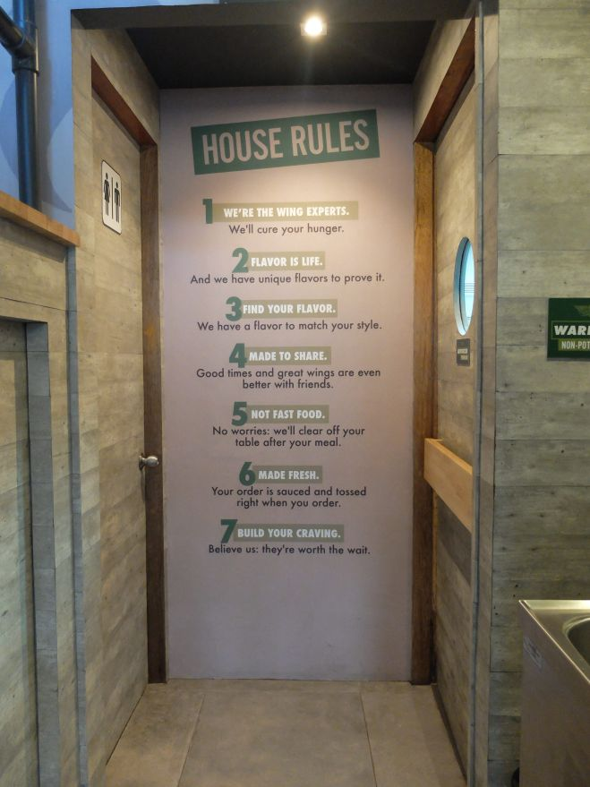 Wing-Stop ATC House Rules