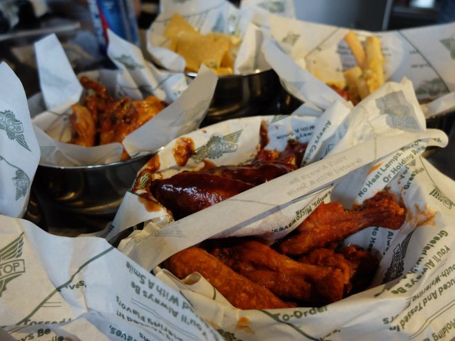 Wing-Stop ATC-Wings