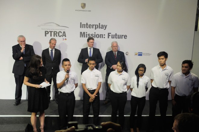 PTRCA pick students
